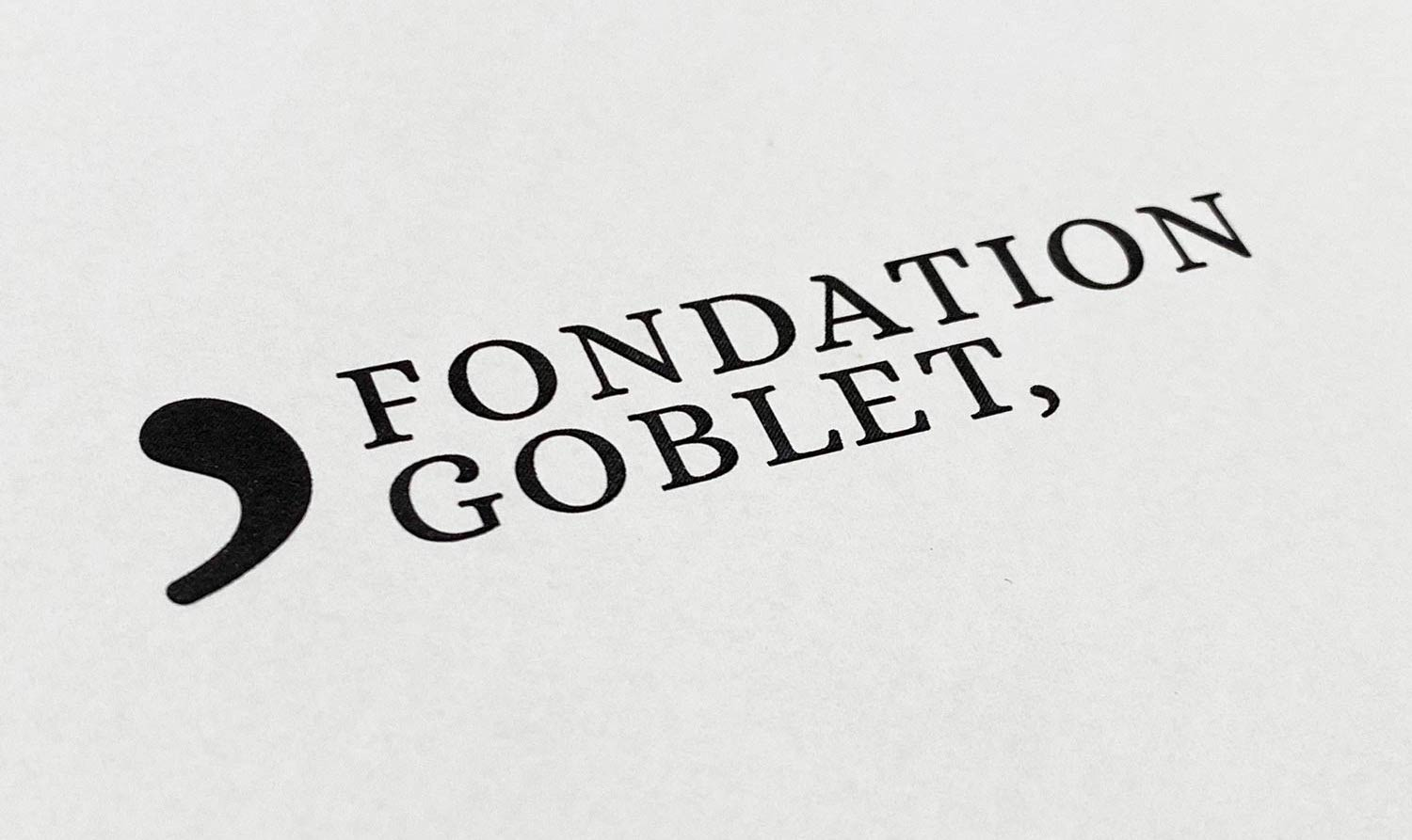 Fondation Goblet