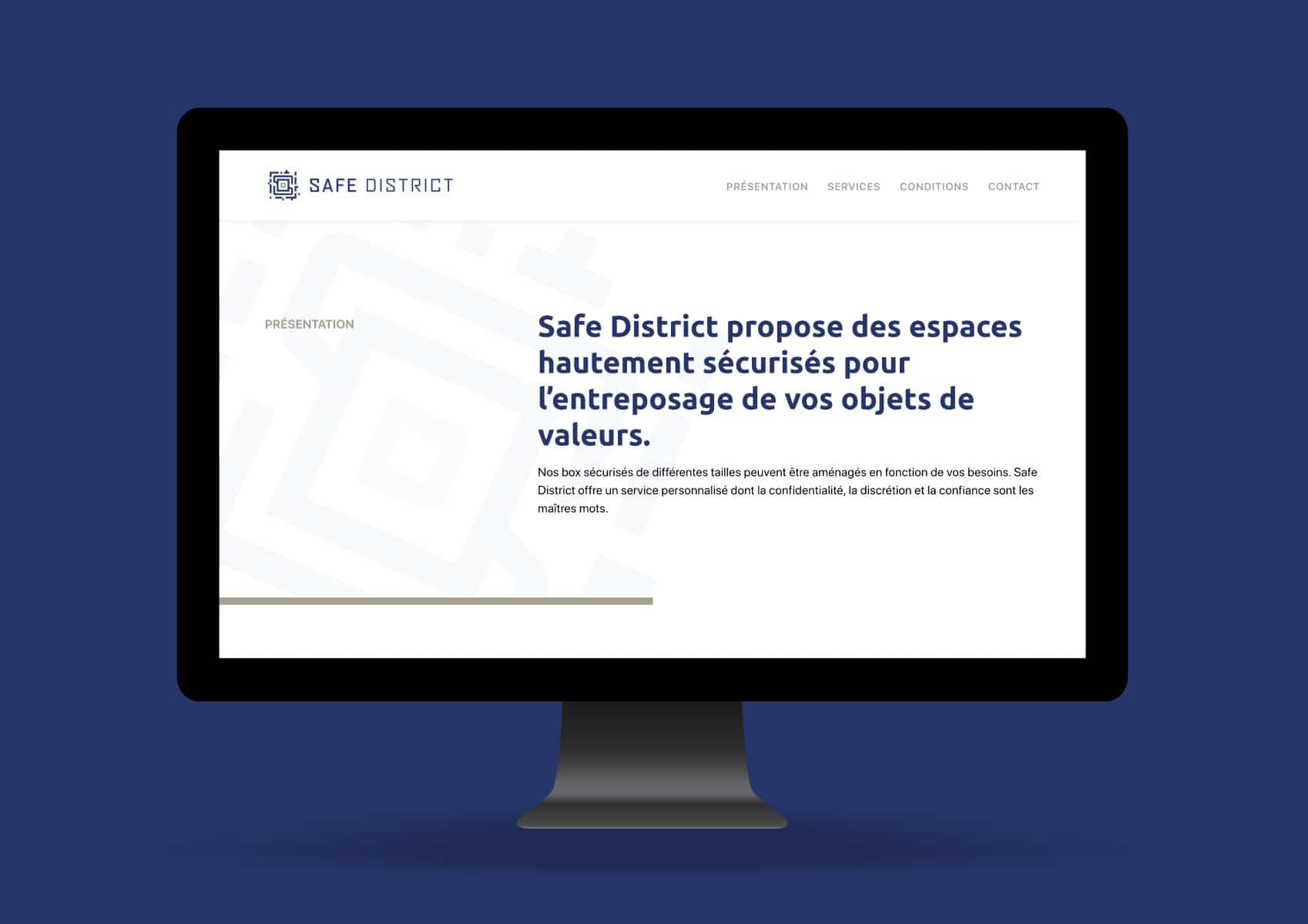 Safe District